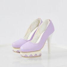 "Tonner Robert 16""Ellowyne Wilde BJD Delilah Noir Doll Purple Shoes/Pumps/인형 신발 6"