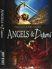 Angels and Demons - 3 Dvds - John Hagee - Sept Sale !  (New)
