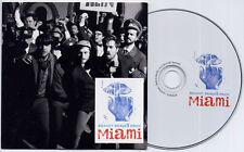 BRANDT BRAUER FRICK Miami German 10-track promo CD Jamie Lidell