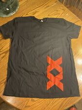 Dos Equis XX Beer Black T-Shirt Mens XL
