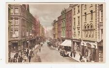 Dublin,Ireland,Grafton Street,Shops,Old Car,c.1920s