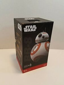 BB 8 Star Wars Toys App Enabled Droid Robot Remote Control Smartphone Tablet