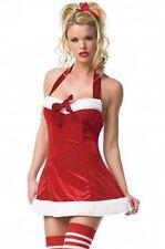 Leg Avenue Sexy Santas Little Helper Christmas Xmas Fancy Dress Costume  XL 14