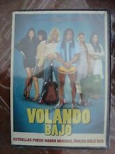 VOLANDO BAJO DVD region 1&4 SUBTITLES ENGLISH Sandra Echeverria Ludwika Paleta