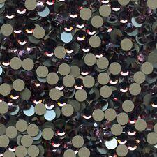 2058 SS12 AP *** 40 STRASS SWAROVSKI FOND PLAT 3,1mm  CRYSTAL ANTIQUE PINK F