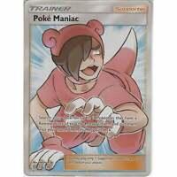 236/236 Poke Maniac | Rare Ultra Trainer Card | Pokemon Unified Minds SM11 TCG
