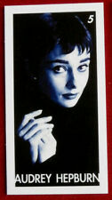 AUDREY HEPBURN - Card # 05 individual card, issued by Redsky in 2011