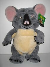 "Disney Store Exclusive  The Wild  13"" Soft Toy Nigel the Koala"