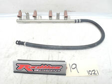 2005 Yamaha VX110 Fuel Rail Injector Assy