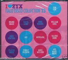 ZYX Italo Disco Collection 23 (3CD) NEW