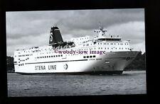 fp0621 - Stena Line Ferry - Stena Saga, ex Kronprinsessan Victoria - photograph