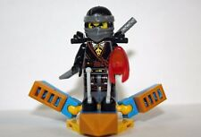 Cole Grey Ninja Ninjago Movie Minifigures figure Cartoon TV Show Hands of Time
