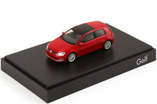 1:87 VW Golf VII 7 2012 2türig tornado-rot red 2-door Volkswagen Dealer Edition