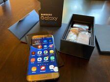 Samsung Galaxy S7 edge SM-G935V - 32GB - Gold Platinum (Unlocked) VERIZON