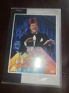 THE TOMMY COOPER HOUR (1974)   -DVD   -   Network  -  Brand new 2  Episodes