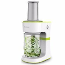 Kenwood electric spiralizer healthy eating fruit and vegetable