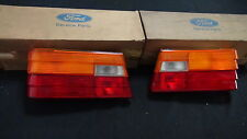 TF MK5 CORTINA GENUINE FORD NOS PAIR OF T/LAMP  ASSY'S - MINT
