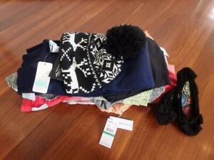 Free Post Girls ALL NEW Bulk Winter Clothing Sz 14 - 12 Items,Roxy,Oneill,Tilli