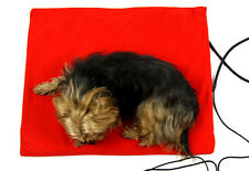 Valentina Valentti Cat Dog Puppy Pet Heat Pad Bed With LCD rectangular USA Plug