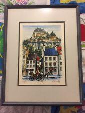 Claude Roy Quebec Signed Art Print 144/250