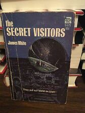 Secret Visitors by James White, PB, Ace Book G-675