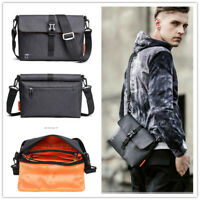 KAKA Men's Messenger Casual Bag Shoulder Oxford Waterproof Crossbody Travel