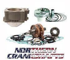 HONDA CRF 250R ENGINE REBUILD KIT, CYLINDER, CRANKSHAFT, PISTON, GASKETS 2004-09