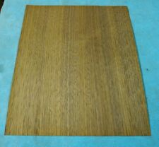 """6 Sheet Walnut wood veneer 8"""" x 10"""" with paper backer 1/64"""" overall thickness"""