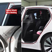 13Ft D Shape Car Door Hollow Weatherstrip Dust Wind Noise Strip for TOYOTA