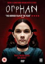 ORPHAN - DVD - REGION 2 UK