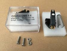 1 PEZZI TESTINA/Cartridge Ortofon OMB 5 e (om5e) moving magnete € 29,50