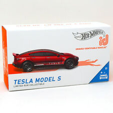 Hot Wheels 2019 ID Car TESLA MODEL S (FXB14) LIMITED RUN
