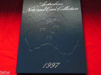 1997 NPA Note & Coin Collection Portfolio of 5 Notes with Matched ZZ 97 Serials