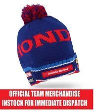 Honda Racing TT NW200 Superbike Team Beanie Hat - Official Merchandise - NEW CBR