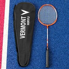Vermont Hiryu Badminton Racket | Elite Carbon Performance | Pro Senior Racket