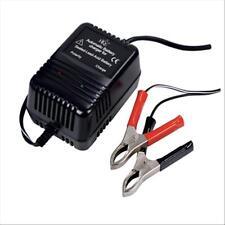 Caricabatterie HQ BAT-LEAD-C10HQ per batterie al piombo da 2/6/12Volt DC da 2,2