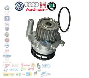 POMPA ACQUA ORIGINALE AUDI A4 A6 VW GOLF V VI SEAT ALTEA 2.0 TDI 038121011G