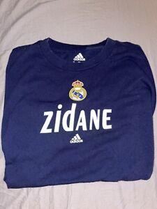 Vintage Adidas Zidane Real Madrid T-Shirt