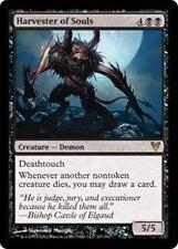 HARVESTER OF SOULS Avacyn Restored MTG Black Creature—Demon RARE