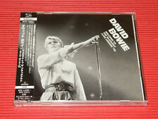 2018 JAPAN ONLY 2 SHM CD DAVID BOWIE WELCOME TO THE BLACKOUT  (Live London '78)