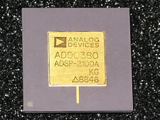 Analog Devices ADSP - 2100a DSC microprocessor RARO RAR, VINTAGE, Goldcap