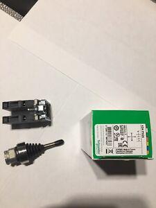 Schneider Electric, XD4PA24,4 Way Joystick Switch Lever, Slow Break, IP65 Rated