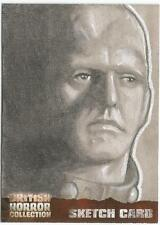 British Horror Collection Sketch Card created by Westley Smith [ C ]