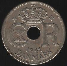 More details for 1941 faeroe islands 10 ore coin   european coins   pennies2pounds