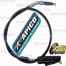 Apico Black Clutch Cable For Yamaha YZ 250 1988-1998 88-98 Motocross MX Enduro