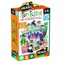 Storytelling Game For Children - Headu for young Kids