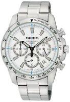 SEIKO SSB025PC Chronograph Men's Watch New