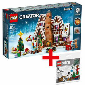 LEGO® 10267 Creator Expert Lebkuchenhaus NEU OVP + GRATIS POLYBAG!