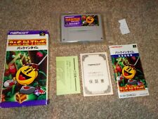 Pac in Time Super Famicom  SFC Game  NTSC-J Japanese (2)