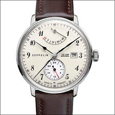 Graf Zeppelin LZ129 Hindenburg Automatic Watch with Power Reserve #7060-4
